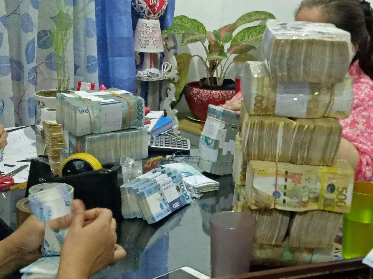 Look bureau of customs zamboanga city seized 8 9 million for Bureau zamboanga