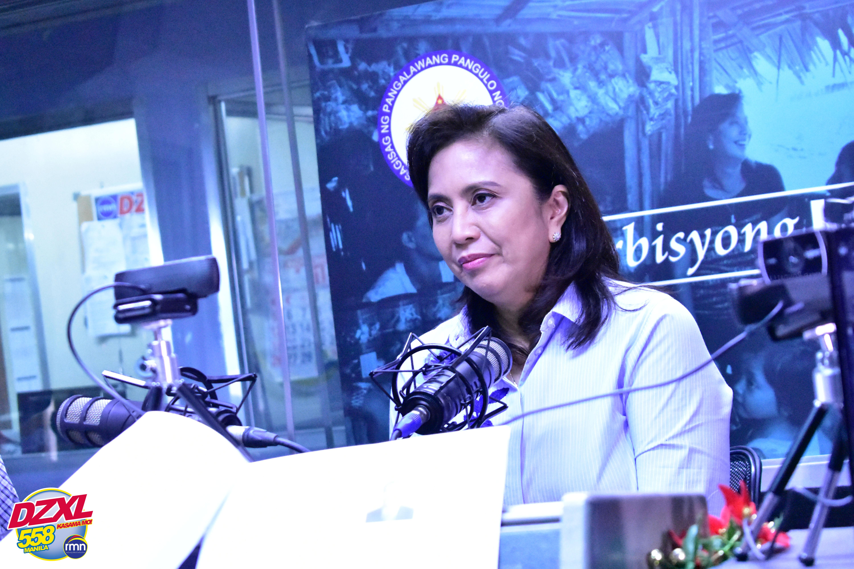 HINAMON | VP Leni Robredo, tila napuno na sa mga kolumnistang gumagawa ng fake news - RMN Networks