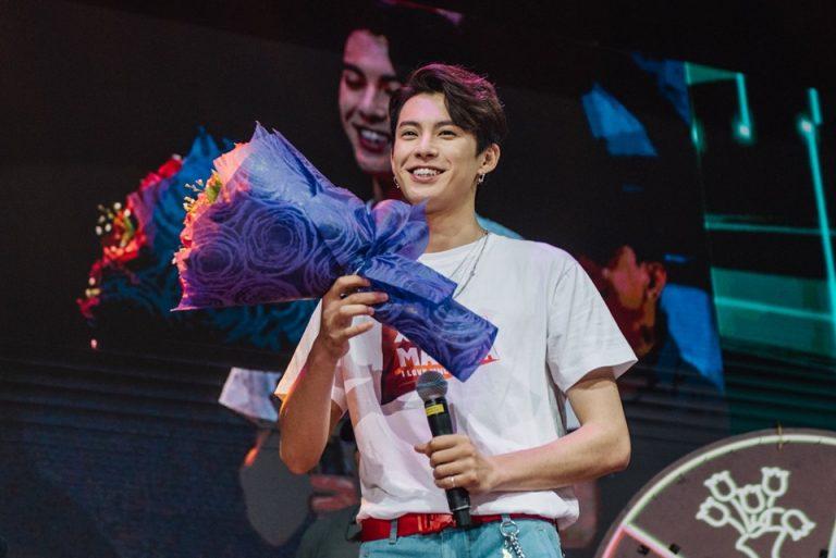 Dylan Wang a.k.a. Dao Ming Si ng Meteor Garden 2018 bumisita sa Pinas